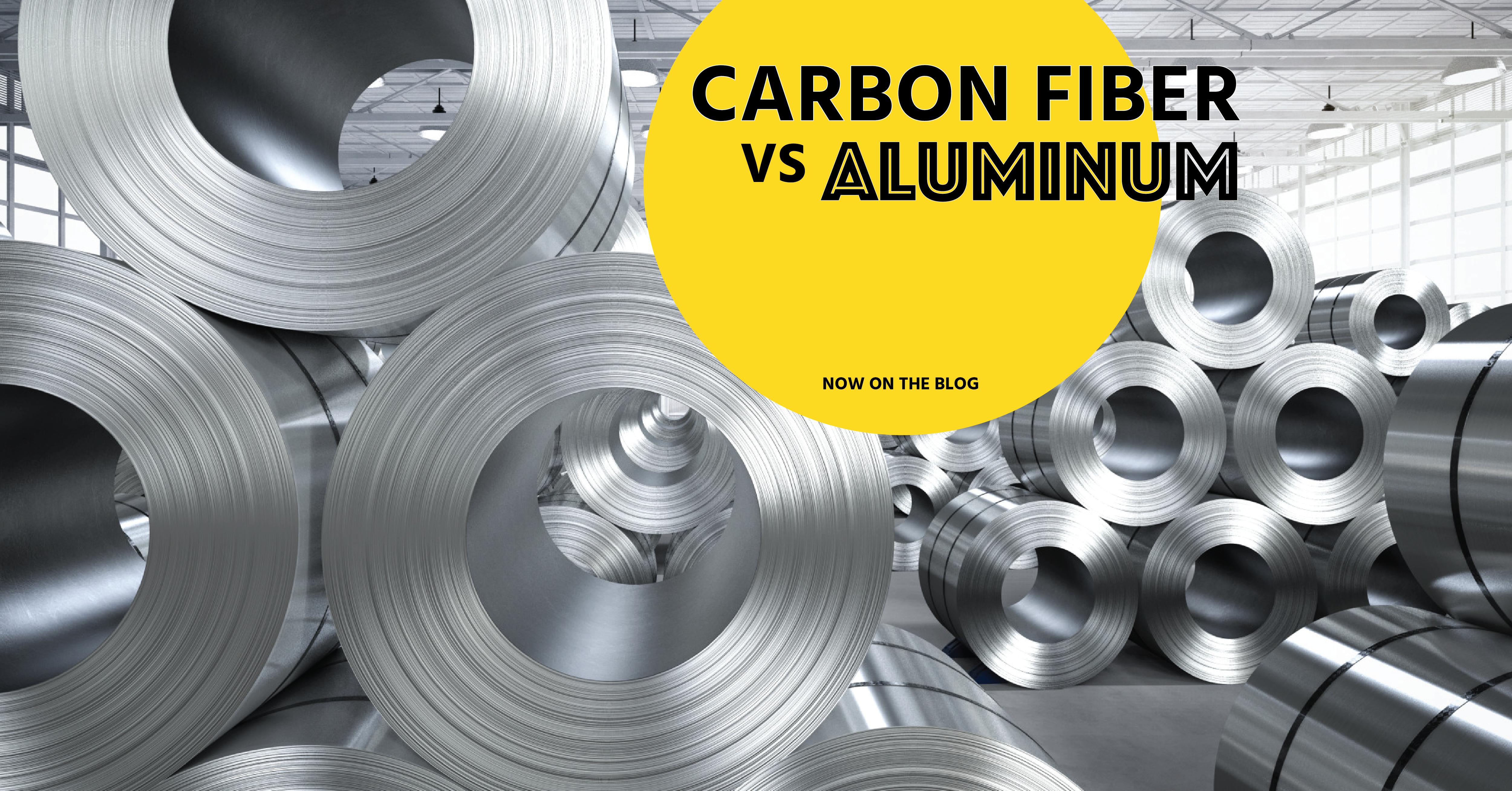 carbon vs alum