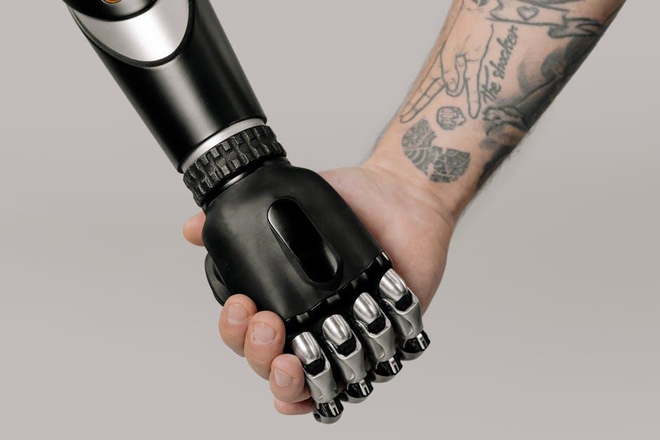carbon fiber prosthetic